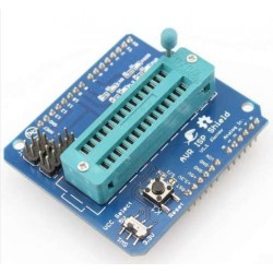 SHIELD AVR ISP ARDUINO