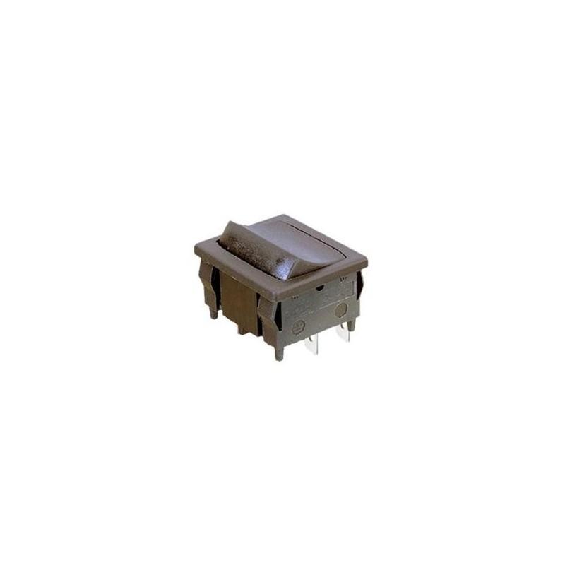 Interruptor basculante 2P 2C