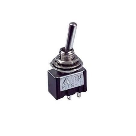 Interruptor de palanca 2P 1C