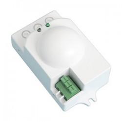 Detector de movimiento por microondas para control de iluminación.