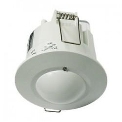 Detector de movimiento por microondas empotrable en techo