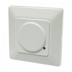 Detector de movimiento por microondas para pared.