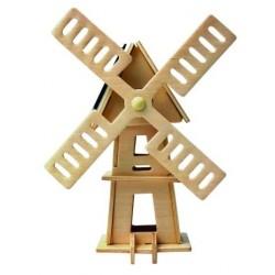 Kit solar molino de viento
