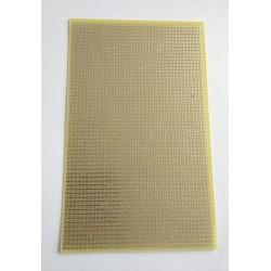 CEF4 Placa de topos 100x160mm