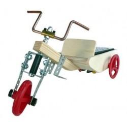 Kit para montaje de triciclo solar