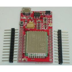 Módulo GSM GPRS que monta el chip A6
