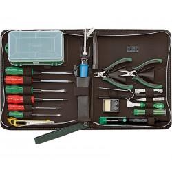 Maletin de herramientas compuesto por 18 piezas