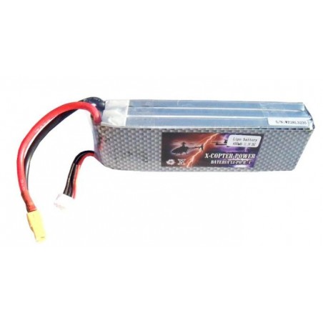 Batería Lipo 11,1v 4000mAh