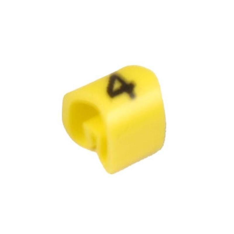 SEÑALIZADOR Nº4 2-5mm 100 unidades