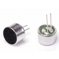 CAPSULA MICROFONO ELECTRECT  OMNI DIRECCIONAL