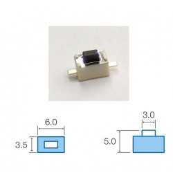 SW073S  Pulsador circuito impreso