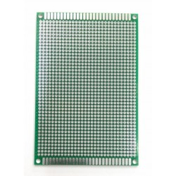 Placa prototipo doble cara 80x120mm