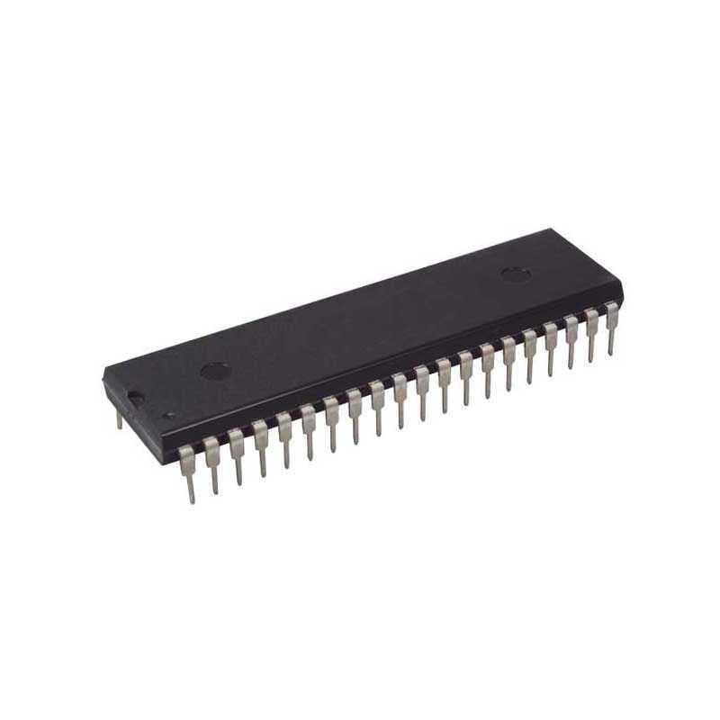 Circuito Integrado : Circuito integrado pic f a dip electrónica y mas