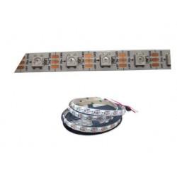Tira de 300 LEDs 5050 WS2813B RGB IP20 5 METROS