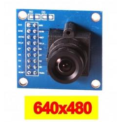 Camara OV7670 B 0,3MPx 30fps  Arduino Raspberry Pi