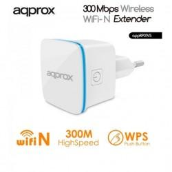 REPETIDOR WIFI 300 Mbps AQPROX