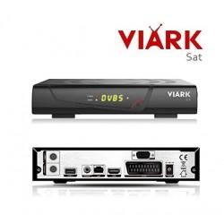 Receptor satélite HD VIARK