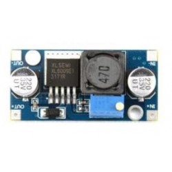 Ajustable DC-DC Booster XL6009 5V A 35V