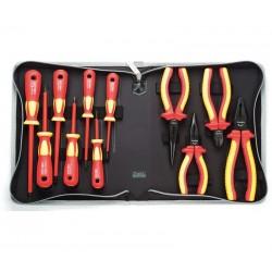Cartera de herramientas de electricista