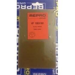PLaca virgen fibra 100x160