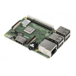 RASPBERRY PI 3 MODELO B+ 1 GB RAM  WIFI -BLUETOOTH
