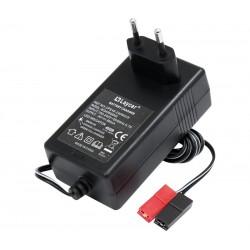 Cargador Baterías de Plomo 24V/0,8A