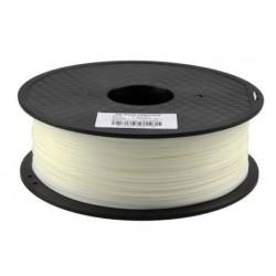 PLA Filamento blanco 1.75mm 1kg Impresion 3D