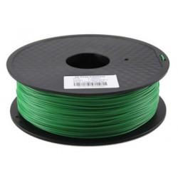 PLA Filamento verde 1.75mm 1kg Impresion 3D