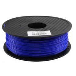 PLA Filamento azul 1.75mm 1kg Impresion 3D