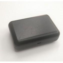 CAJA DE PLASTICO 80X 56X 25mm SIN TORNILLOS
