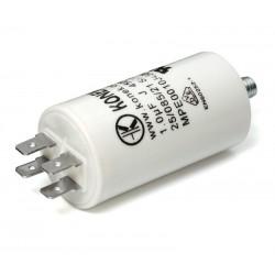 Condensador de arranque motor 100uF 450V