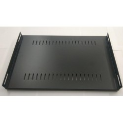 Bandeja Rack 1U  600x450 Negro