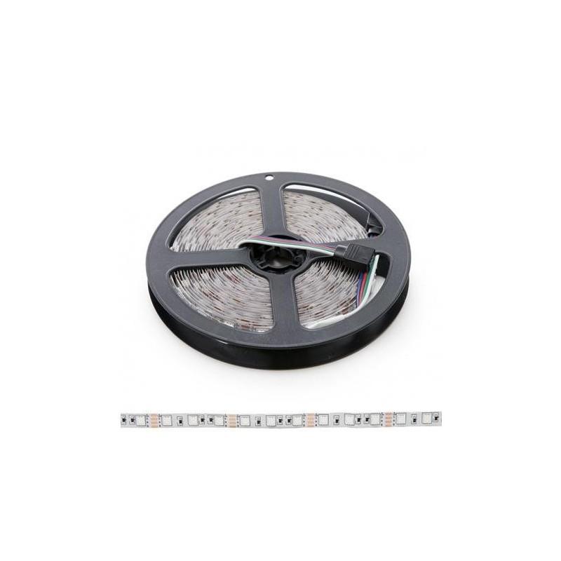 Tira de 300 LEDs SMD 5050 5M RGB IP33