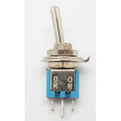 Interruptor unipolar 3A./250V.