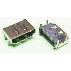 Conector HDMI hembra SMD