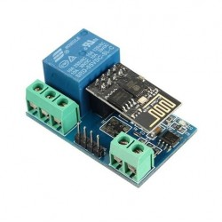 Módulo relé WIFI ESP8266 smart home control app.