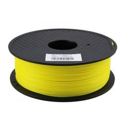 PLA Filamento Amarillo 1.75mm 1kg Impresion 3D
