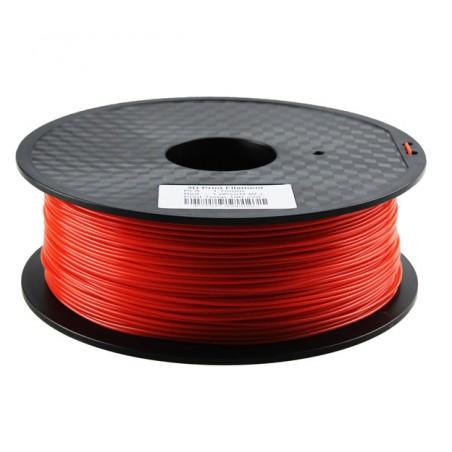 PLA Filamento Rojo 1.75mm 1kg Impresion 3D