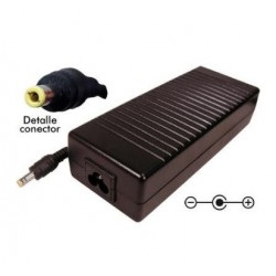Cargador Toshiba 19Vcc 6,3A 120W conector 5,5x2,5