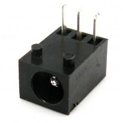 CONECTOR ALIMENTACION HEMBRA 1,3mm