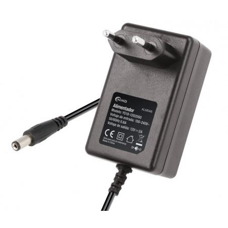 ALM046 Alimentador electronico 12v 2A 5,5x2,1mm