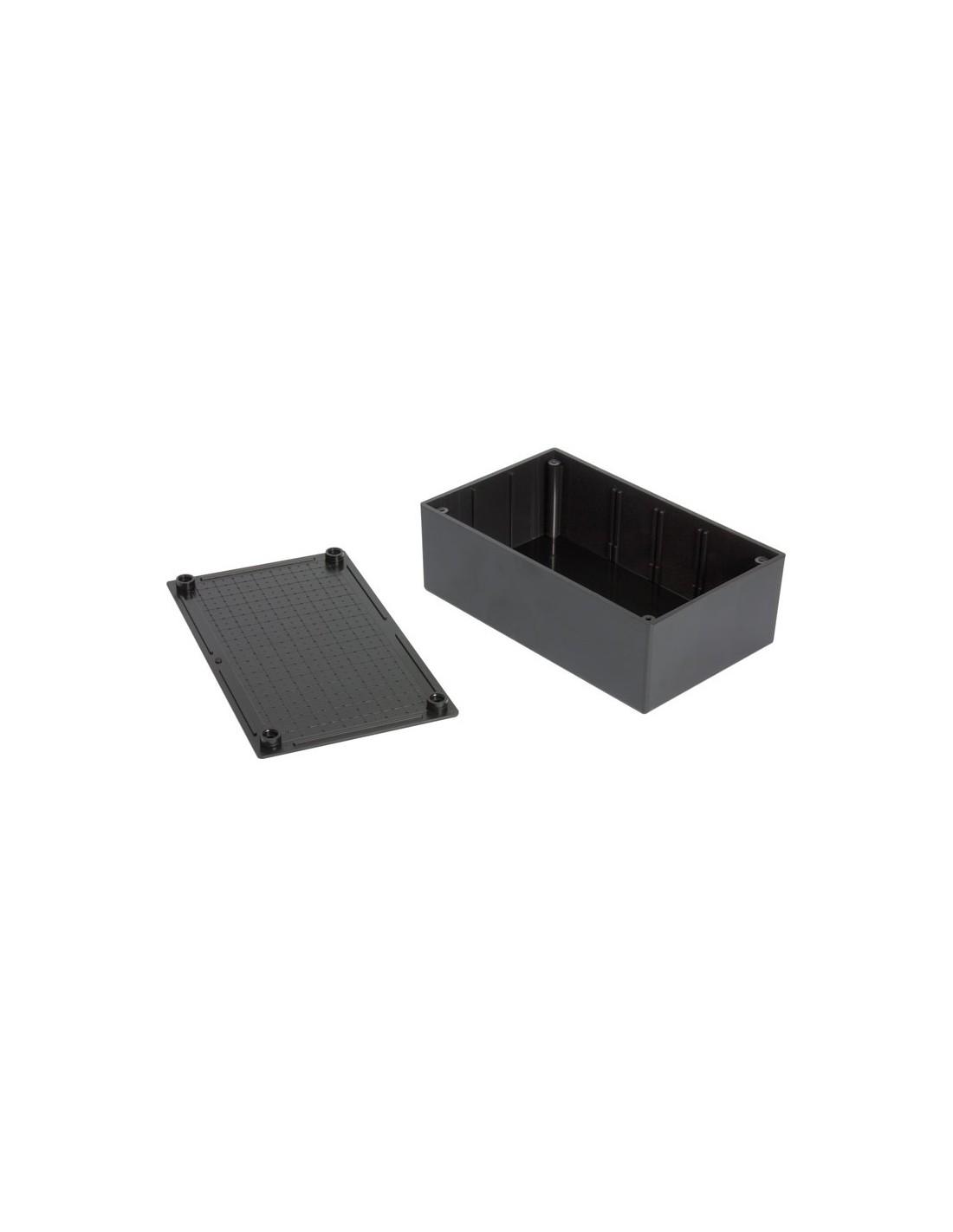 Cm024 caja de plastico 130x70x45mm electr nica y mas - Cajas de plastico ...