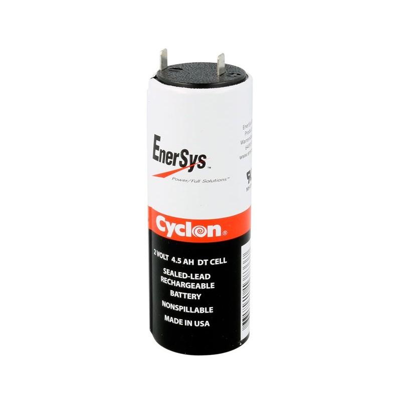 BAT331 - Batería plomo cilíndrica 2,0v/5Ah