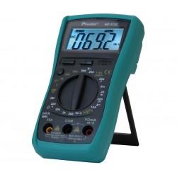 MUL1132 Multímetro digital 3 1/2 dígitos CATIII