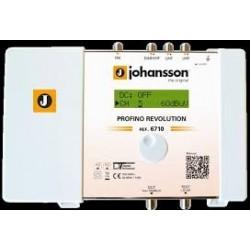 Amplificador programable johansson 6710 profino