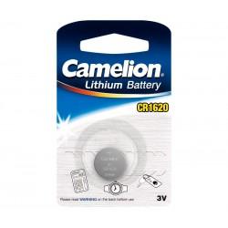 Pila Litio botón CR1620