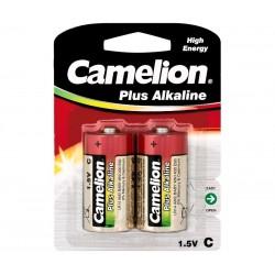 Pila Alcalina Camelion LR14,  2UNIDADES