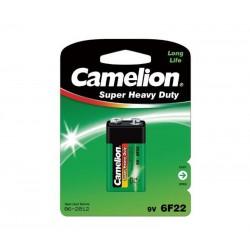 Pila salina Camelion 6F22, 9V