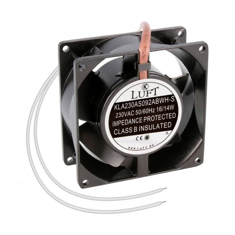 VEN055 Ventilador metálico con rodamiento de bolas