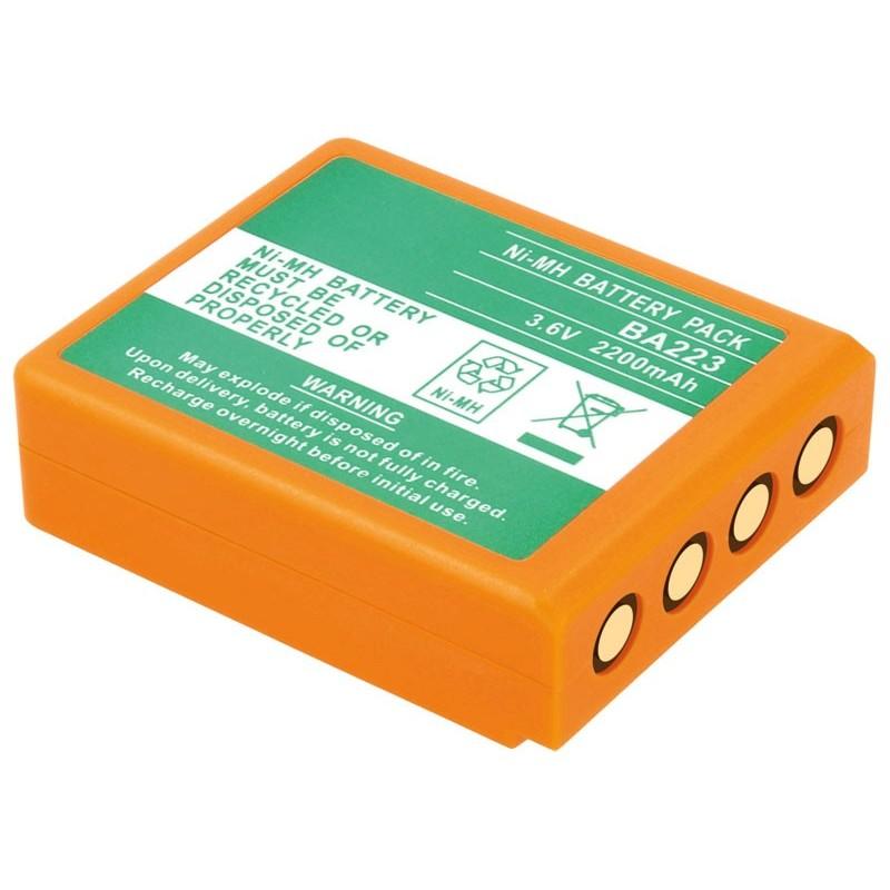 Batería para grúa HBC BA223 3,6V/2200mAh NI-MH